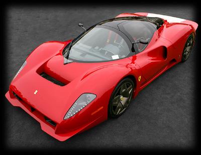 Ferrari Enzo P45 Pininfarina Speciale